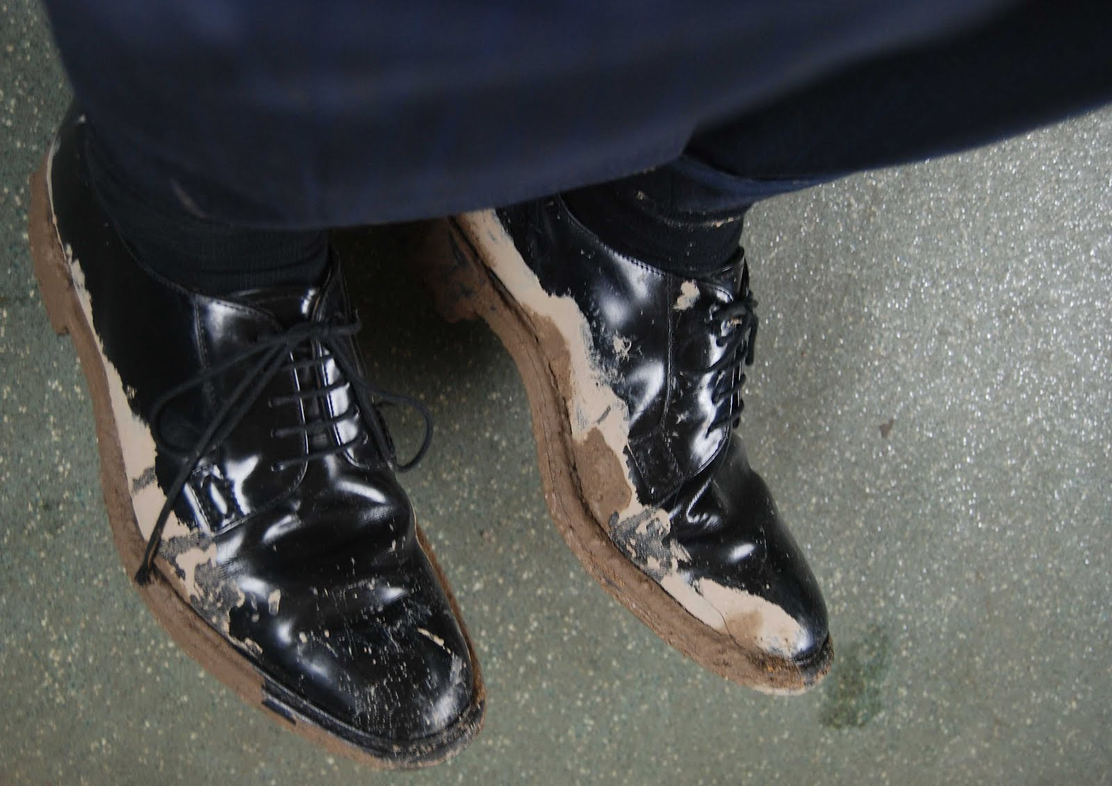 personal essay on shoes