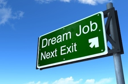 dream student affairs job