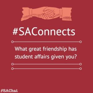 #saconnects