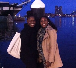 Erica and I in Baltimore for NASPA's 2014 Annual Conference.