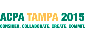 #SACareer – 4 Tips for Making the Most of your Experience at ACPA 2015