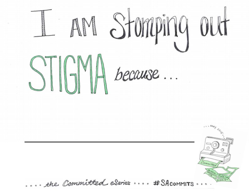 stomp out stigma